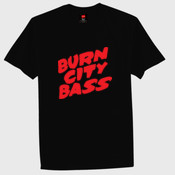 Burn City Bass - Men's Tee