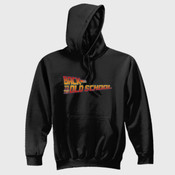 Back 2 The Old School - Unisex Hoodie